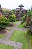 Bali muzeum obraz stock