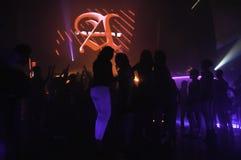 Bali Nightclub party Royalty Free Stock Photo