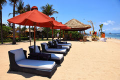 Bali, Nusa Dua Beach Stock Photo