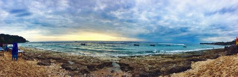 Bali panorama Obraz Stock