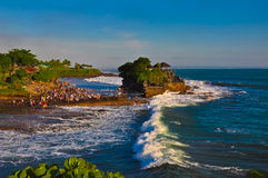 Bali Plaża Zdjęcie Stock