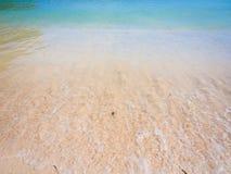 Bali plaży fala Zdjęcie Stock