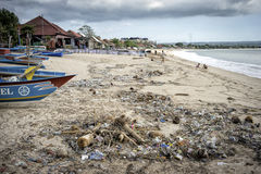 Bali - Pollution Royalty Free Stock Images