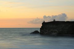 Bali - porción de Tanah Imagen de archivo libre de regalías