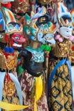 Bali-Puppe lizenzfreie stockfotografie