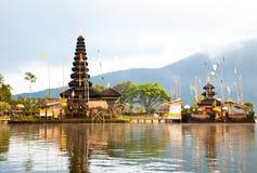 Bali Pura Ulun Danu Bratan Stock Photos
