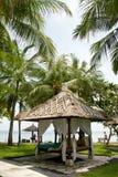 Bali resort Stock Photo