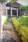 Bali resort hotel Royalty Free Stock Photography