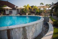 Bali resort hotel Stock Photos
