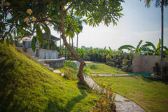 Bali resort hotel Stock Photography