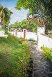 Bali resort hotel Stock Photo