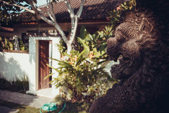 Bali resort hotel Royalty Free Stock Image