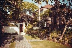 Bali resort hotel Royalty Free Stock Images