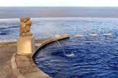 Bali Resort Indonesia Royalty Free Stock Photos