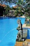 Bali Resort Indonesia. Luxury holiday accomodation, Bali, Indonesia stock images