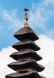 Bali roof Stock Photo