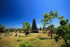 Bali roof  style, Besakih Indonesia Stock Photo