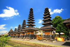 Bali roof  style, Mengwi Indonesia Stock Photography