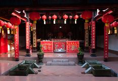Bali`s most enchanting Chinese temple Royalty Free Stock Photography