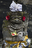 Bali sculpture Royalty Free Stock Photography