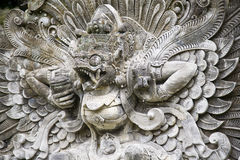 Bali sculpture Stock Image