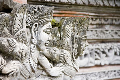 Bali sculpture Stock Photography