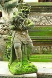 Bali sculpture Royalty Free Stock Photo
