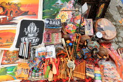 Bali souvenirs Royalty Free Stock Images
