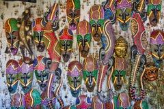 Bali souvenirs in indonesia Stock Photos