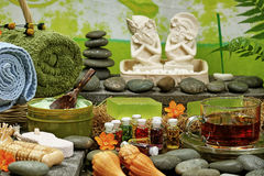 Bali spa Royalty Free Stock Photo