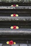 Bali stairs Stock Photo