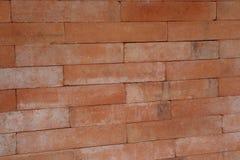 Bali-stijl rode bakstenen muur royalty-vrije stock foto