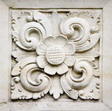 Bali stone carving Royalty Free Stock Image