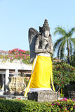 Bali stone sculpture Stock Photos