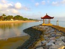 Bali-Strand Lizenzfreie Stockfotos