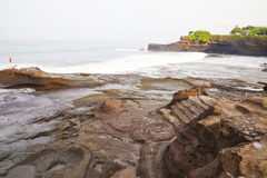 bali strand indonesia Royaltyfri Foto
