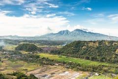 Bali stunning landscape Stock Image
