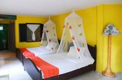 Bali style resort Stock Photos
