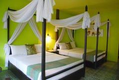 Bali style resort Royalty Free Stock Image