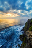 Bali suset Stock Photography