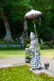 Bali, Sztuki rzeźba Obraz Stock