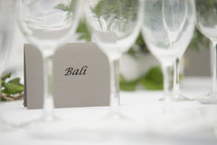 Bali Royalty Free Stock Photography