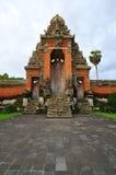 Bali - Taman Ayun Temple Stock Photo