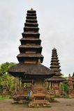 Bali - Taman Ayun Temple Royalty Free Stock Images