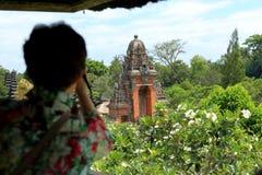 Bali : Taman Ayun Temple (Pura Taman Ayun) Royalty Free Stock Image