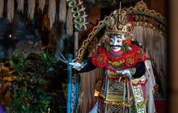 Bali tancerza spełniania traditonal Legong Obraz Royalty Free