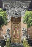 bali tempel Royaltyfria Bilder