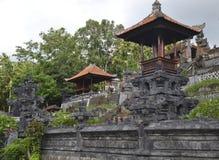 bali tempel Royaltyfri Foto