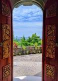 Bali tempel, Indonesien Royaltyfri Bild