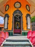 Bali tempel, Indonesien Royaltyfri Fotografi